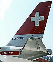 Swiss aircraft identified by country code HB