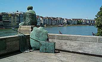 Helvetia, by Bettina Eichinger, Basel